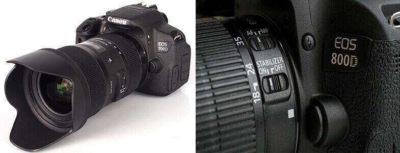 canon nikon slr fotoğraf makinesi satımı